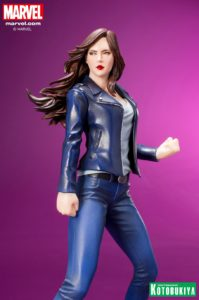 Kotobukiya Jessica Jones ARTFX+ Figure Close-Up
