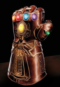 Marvel Legends Infinity Gauntlet Prop Replica