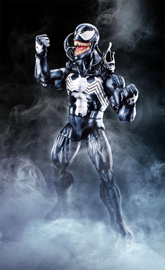 Marvel Legends Venom Figure 2018 Hasbro 6 Inch