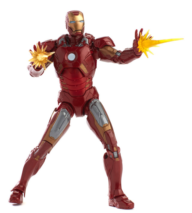 Marvel Studios Legends Iron Man Mark 7 Figure