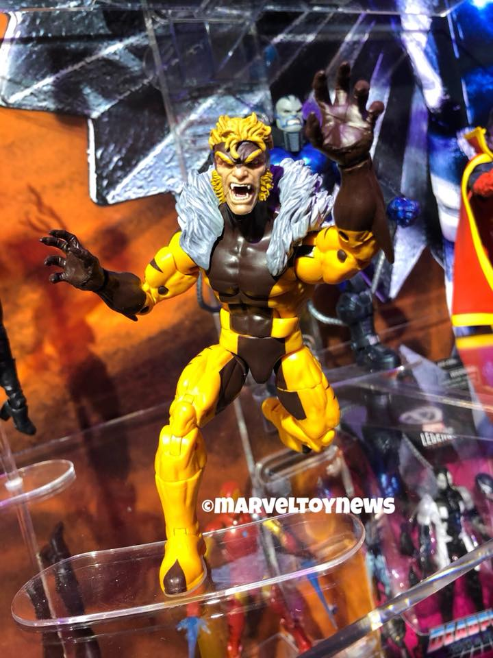 toy fair 2018 top 10 marvel legends figures revealed photos