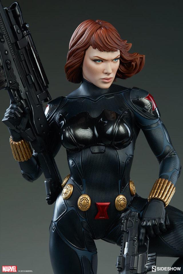 Sideshow Collectibles Black Widow Premium Format Figure Statue 2018