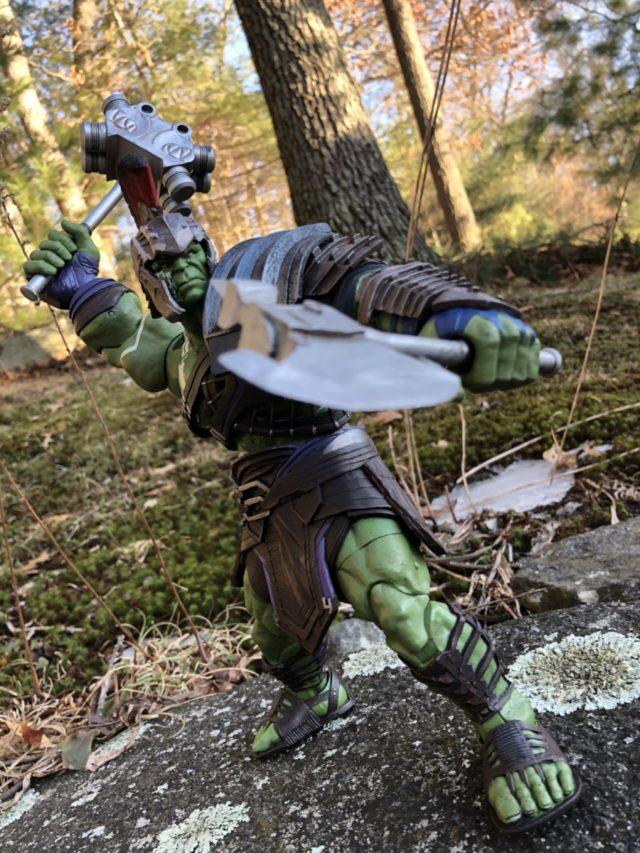 Marvel Select Thor Ragnarok Hulk Movie Figure Loose Wrists