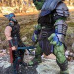 REVIEW: Marvel Select Gladiator Hulk Figure (Thor Ragnarok)