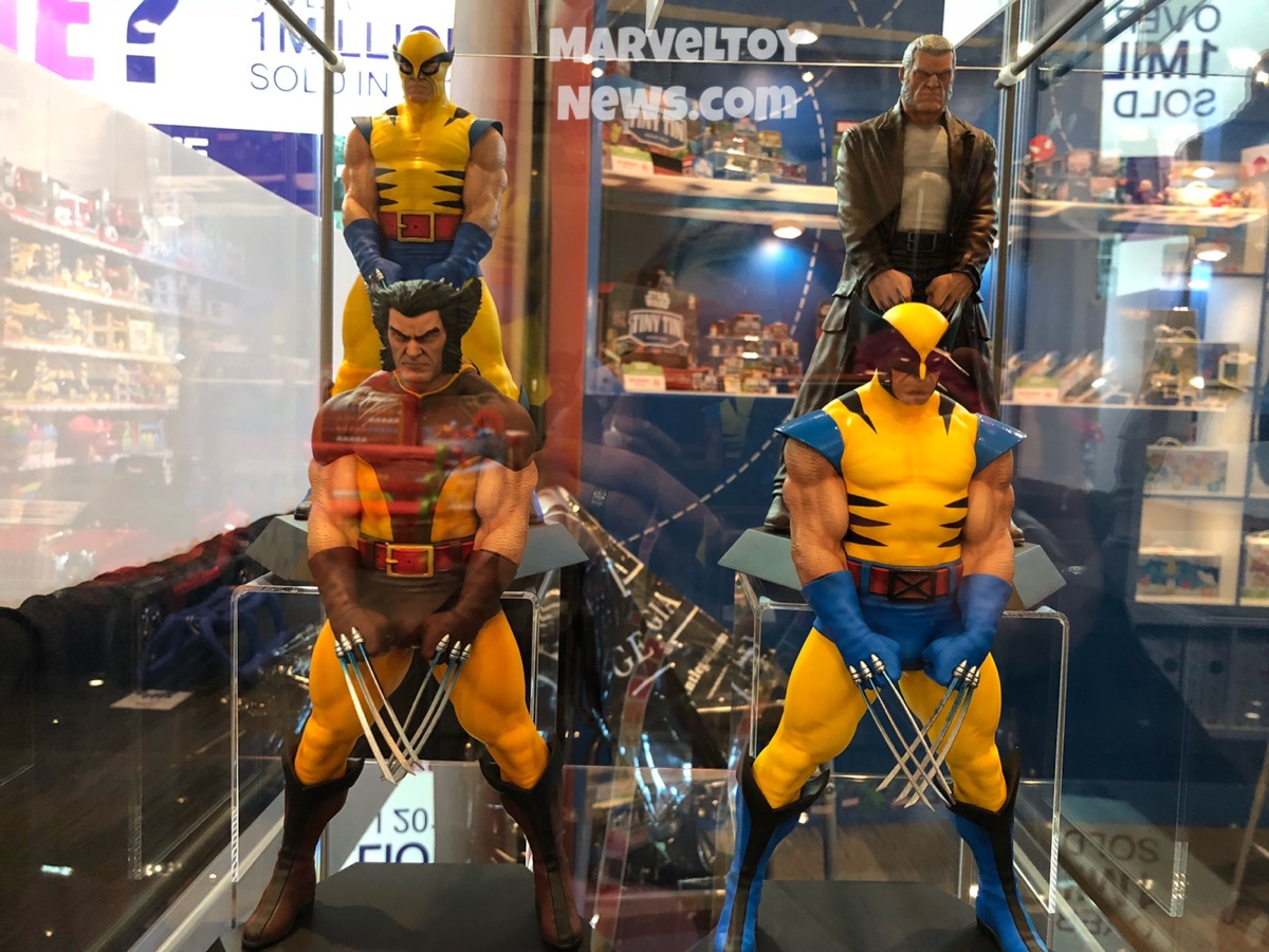 top 10 marvel toys non legends at new york toy fair 2018 marvel