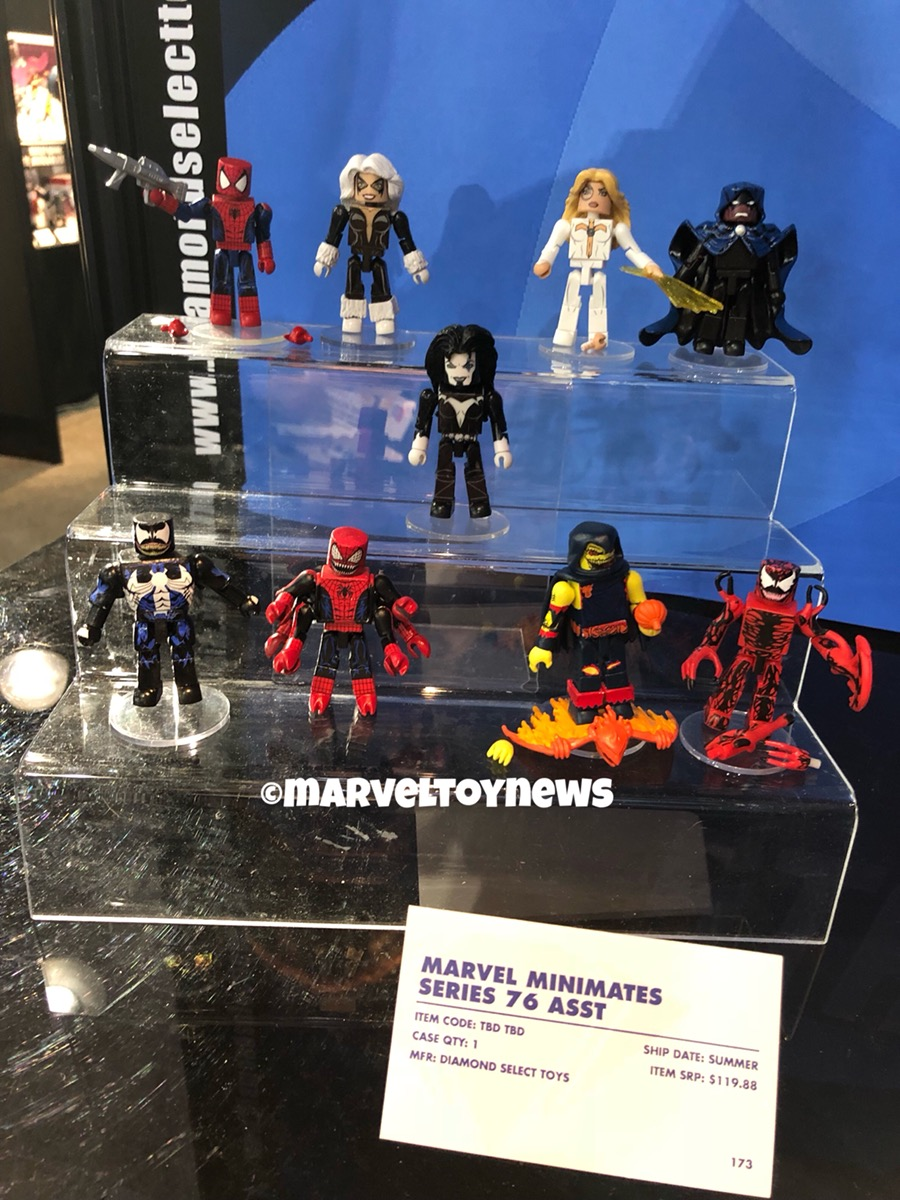 Diamond Select DST Minimates Marvel Thor Series Big Frost Giant Figure