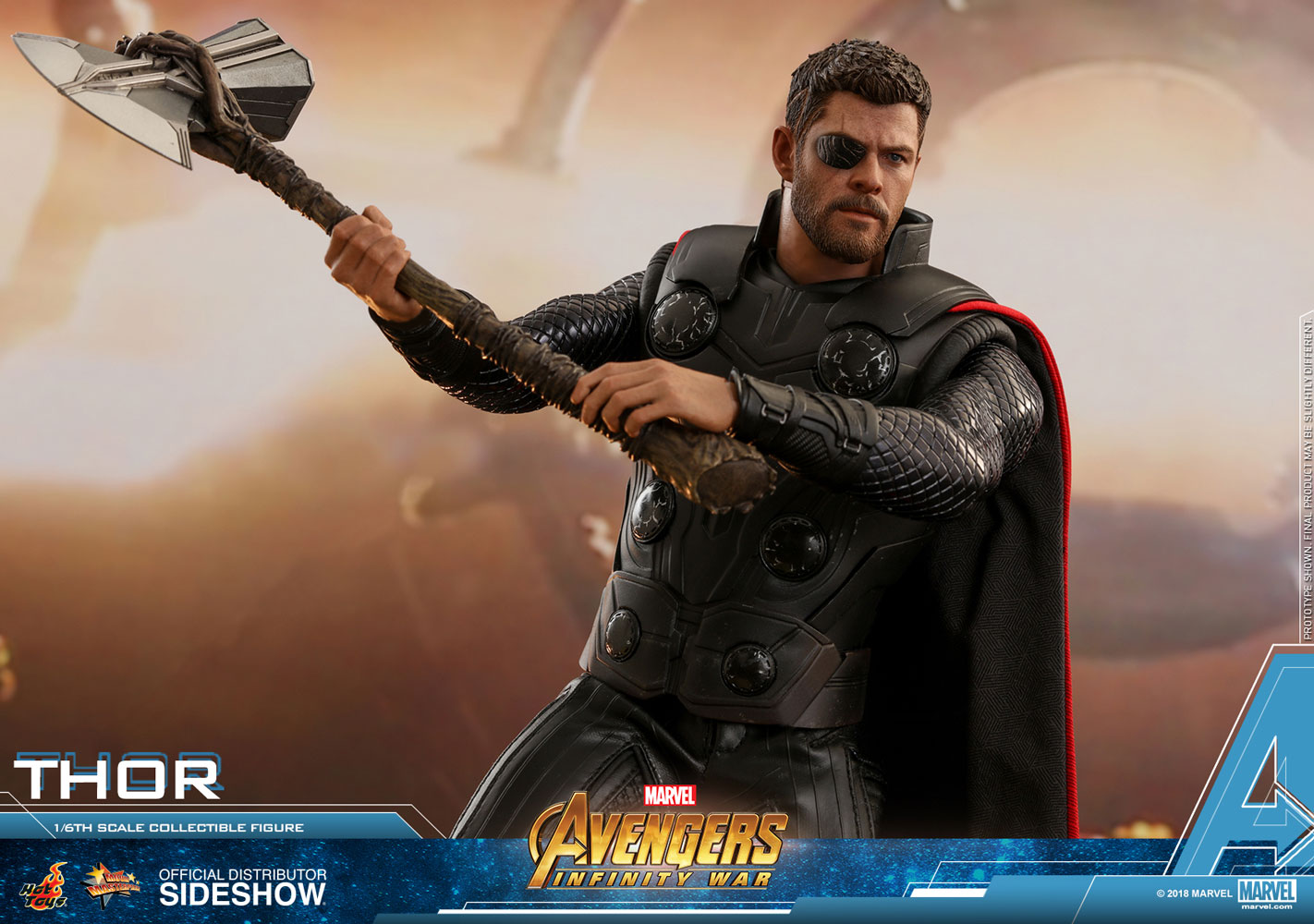 Not Toys For 2018 From Moive : Hot toys infinity war thor iron man figures up for