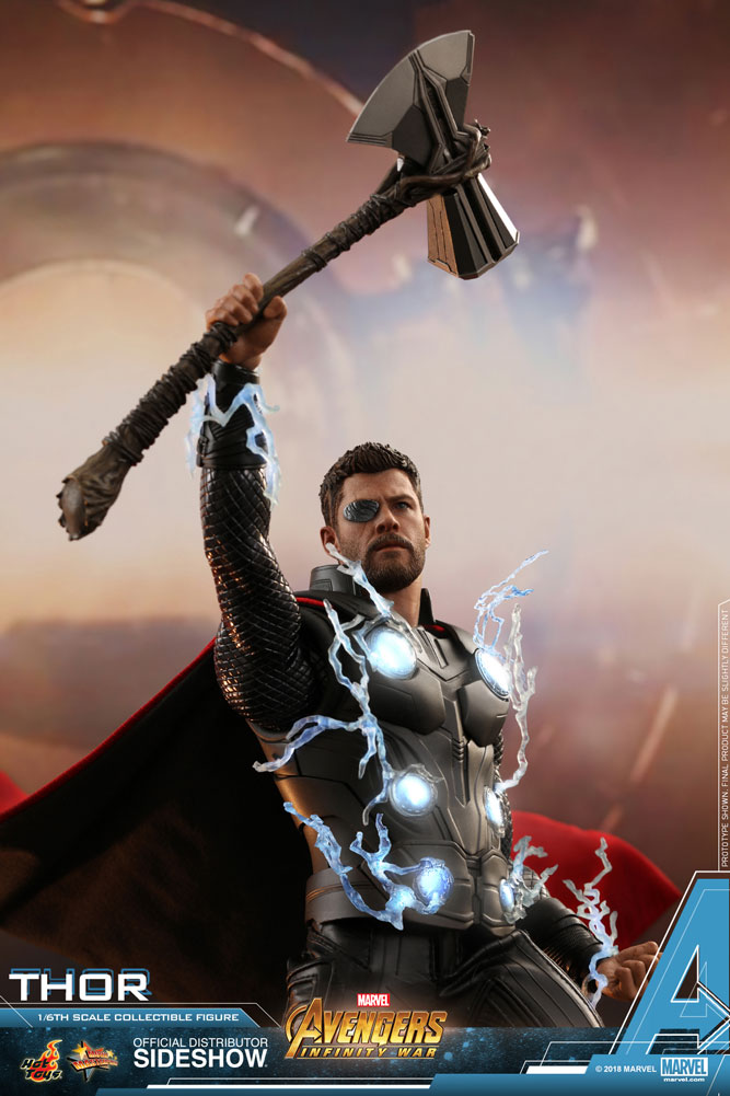 hot toys infinity war thor iron man 1 6 figures up for order