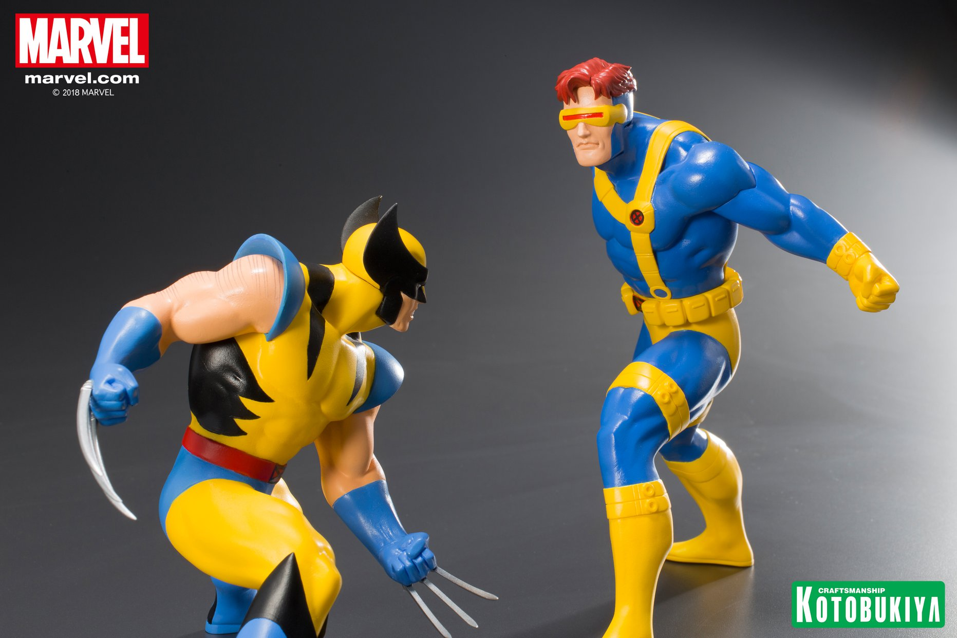 Statue Kotobukiya Marvel X-Men Beast ArtFX