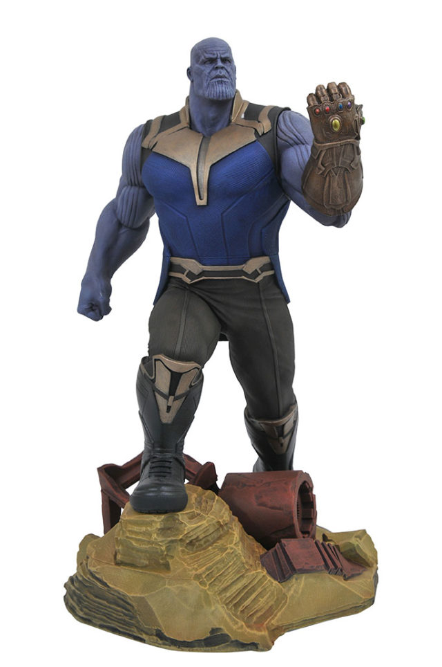 Marvel Gallery Thanos Infinity War Statue