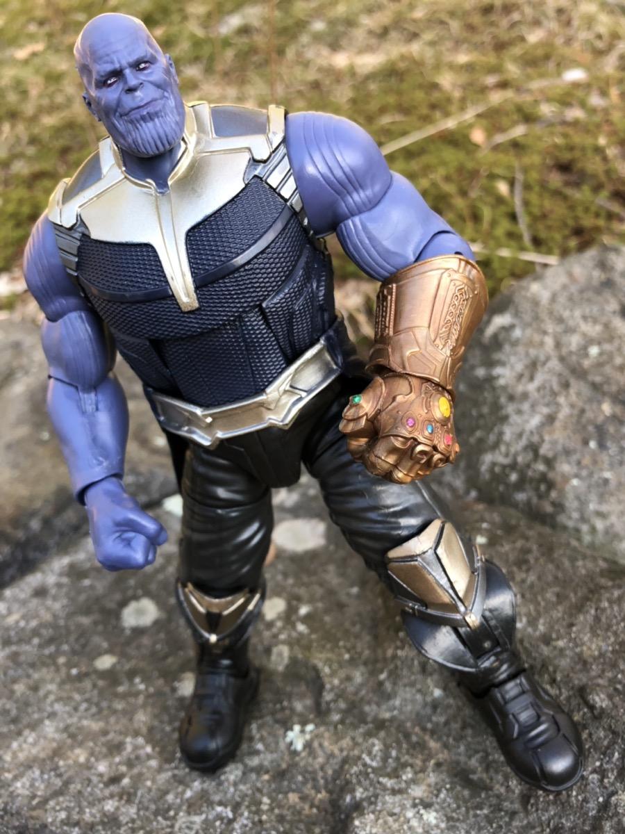 Marvel Legends Proxima Midnight figurine Thanos BAF Series Avengers NEW IN BOX