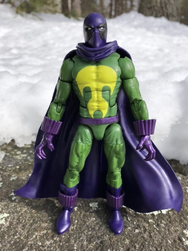 Plugged In Review >> REVIEW: Marvel Legends Lasher & Prowler Figures (Lizard Series) - Marvel Toy News