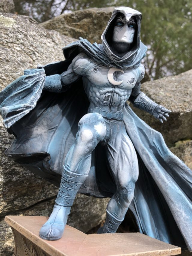 Marvel Premier Collection Moon Knight Statue Review