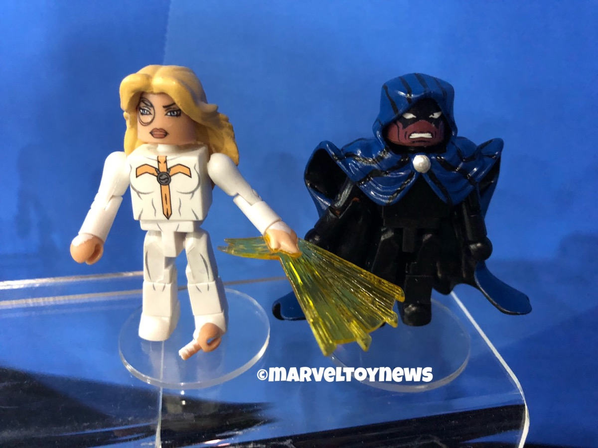 Marvel Minimates Series 76 Maximum Carnage Cloak /& Dagger