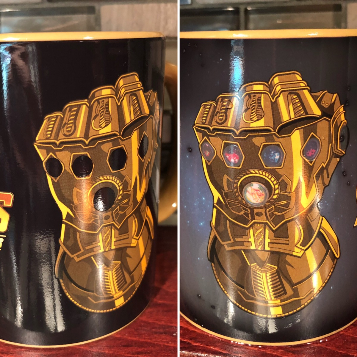 Color Changing Mugs Review Funko Infinity War Marvel Collector Corps Box
