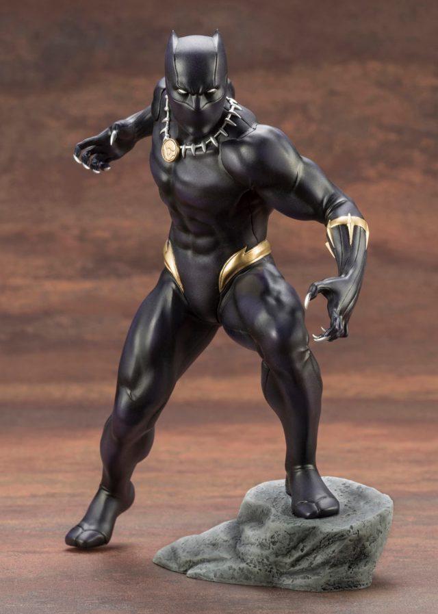 ARTFX+ Black Panther Kotobukiya PVC Figure