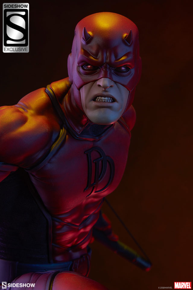 Daredevil Premium Format Figure Exclusive Classic Head