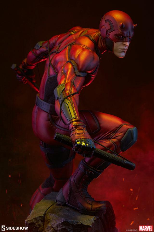 Daredevil Sideshow Premium Format Statue 2018 21 Inches Tall