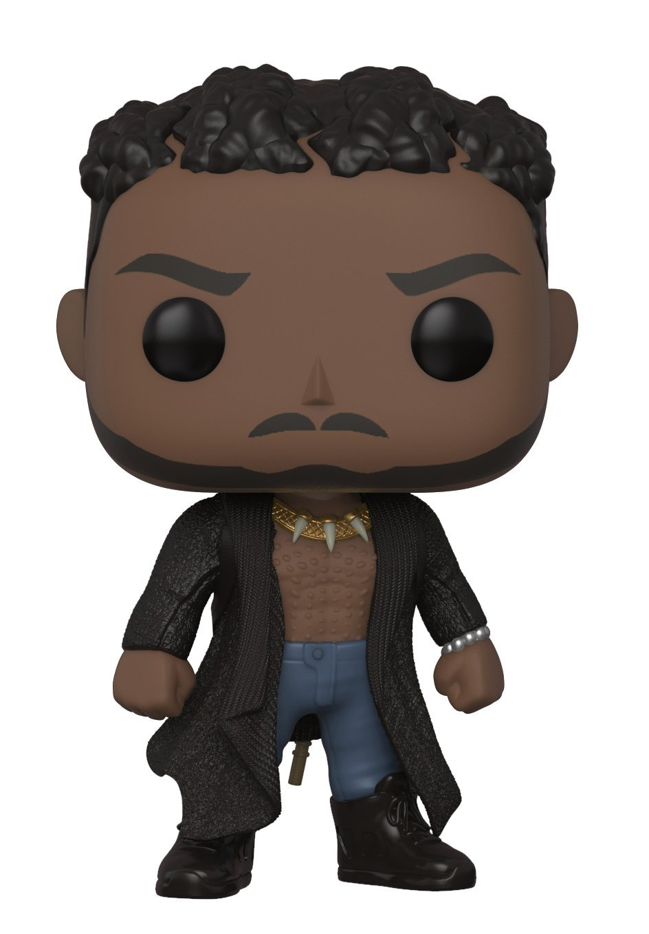 Funko Black Panther Pop Vinyls Wave 2 M Baku Klaue