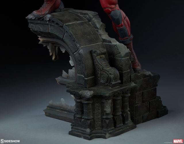 Gothic Base for Sideshow Daredevil Premium Format Statue
