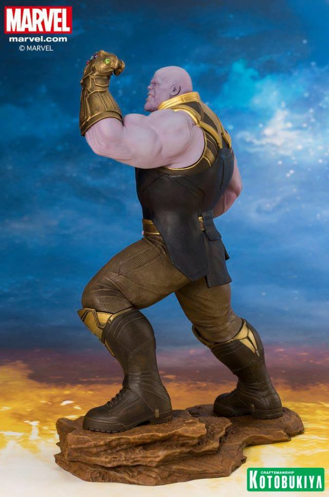 Koto Thanos ARTFX+ Movie Statue Infinity War