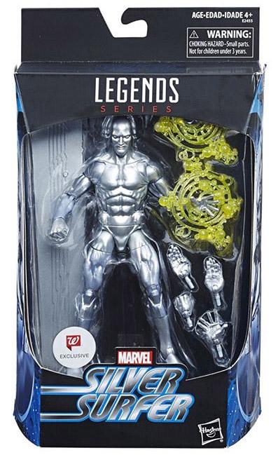 Marvel Legends Silver Surfer Figure Packaged