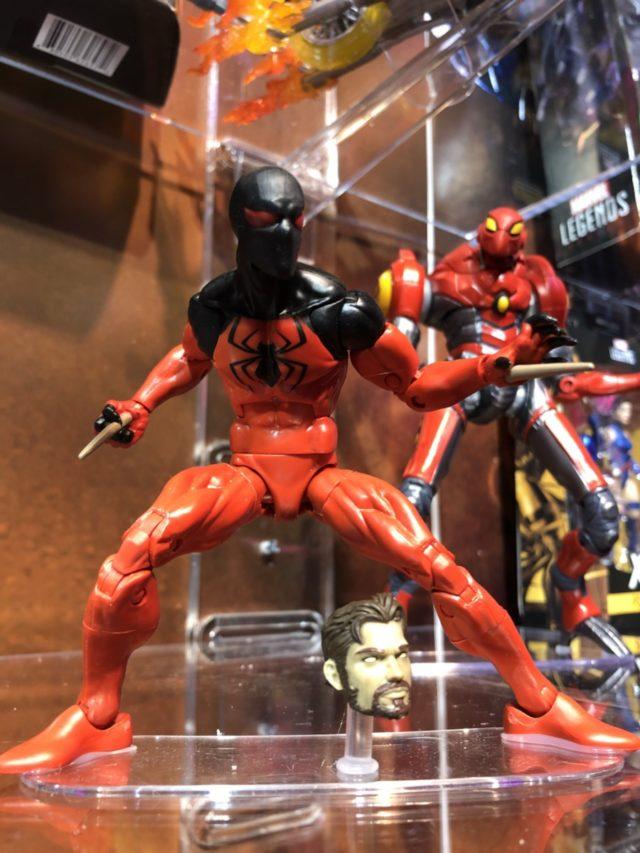 Marvel Legends 2018 Kaine Scarlet Spider Figure