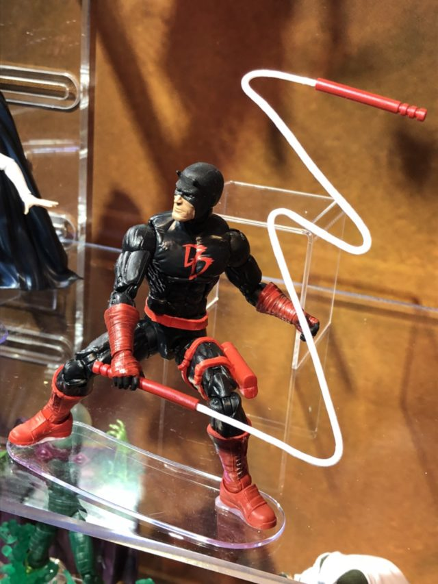 Spider-Man Marvel Legends SP//DR Series Daredevil Figure Toy Fair