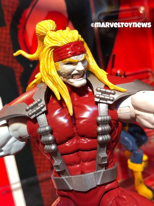 "Hasbro Omega Red Legends Figure 6"" Deadpool Sauron Series"