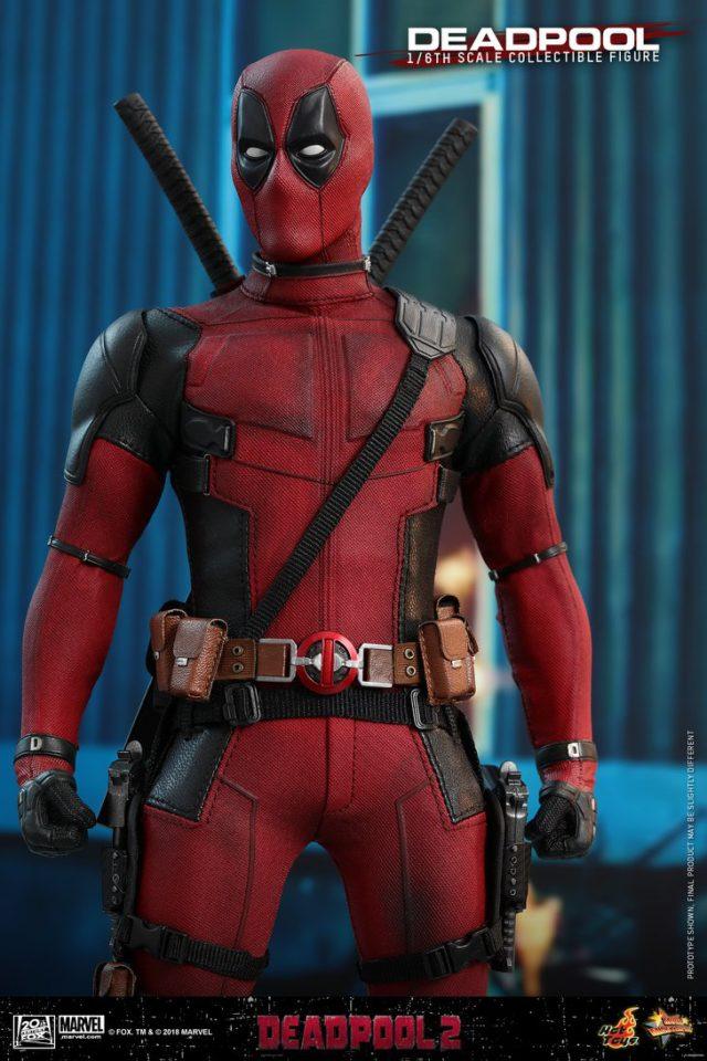 Deadpool Hot Toys 12 Inch Figure Deadpool 2