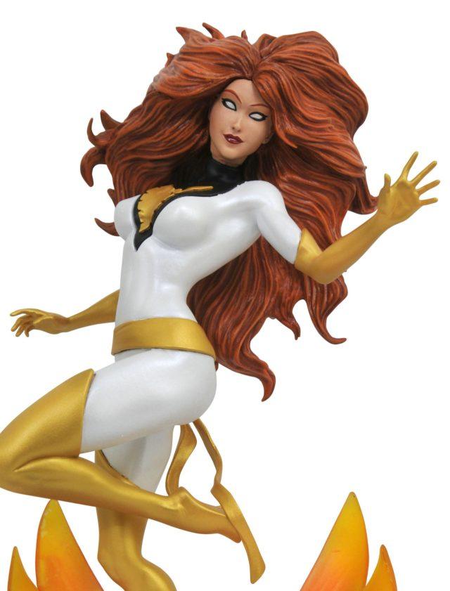 Diamond Select Toys SDCC 2018 Exclusive White Phoenix Statue