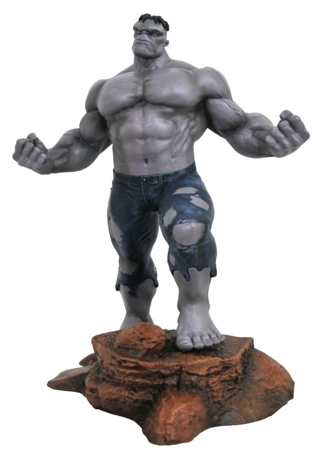 Grey Hulk Marvel Gallery SDCC 2018 Exclusive Statue
