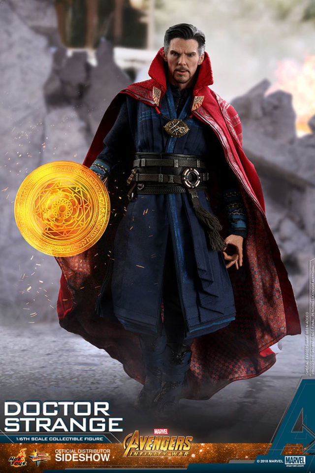 Infinity War Hot Toys Doctor Strange Figure Up For Order