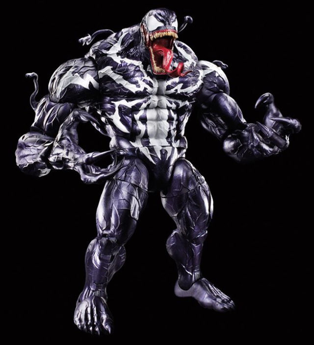 Marvel Legends Monster Venom Build-A-Figure
