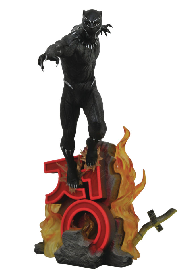 Marvel Premier Collection Black Panther Movie Statue