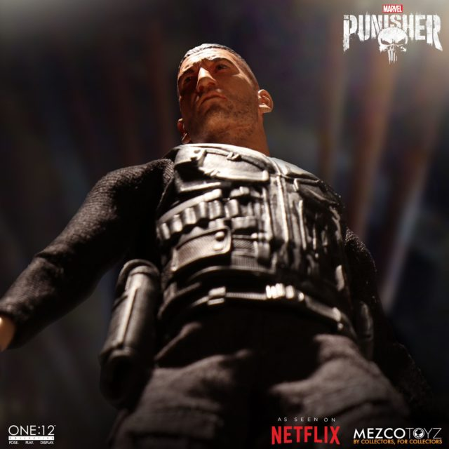 Mezco Toyz ONE 12 Collective Netflix Punisher Jon Bernthal Figure
