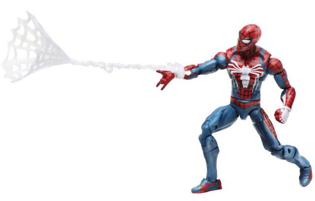 Gamerverse Spider-Man PS4 4 Inch Figure