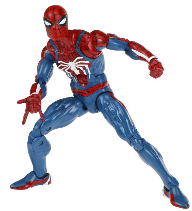 Gamestop Exclusive PS4 Spider-Man Gamerverse Six Inch Marvel Legends Figure
