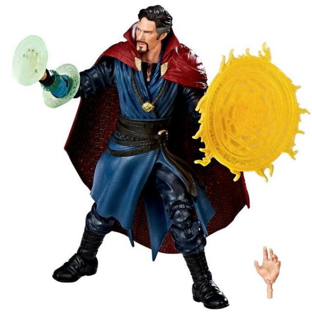 Marvel Legends Infinity War Doctor Strange 6 Inch Figure