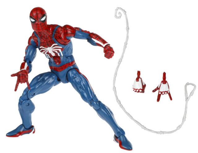 Marvel Legends Spider-Man Gamerverse PS4 6 Inch Figure