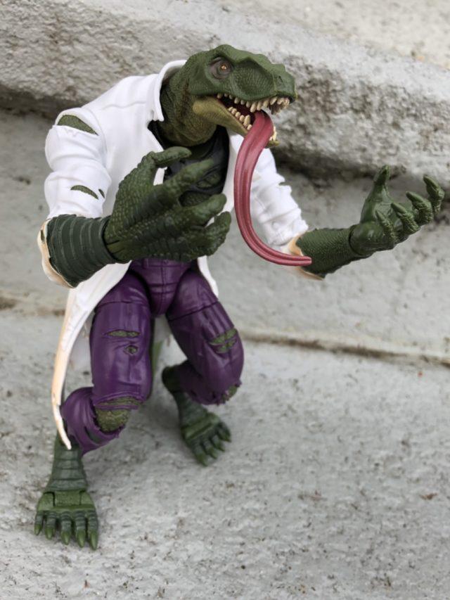 Lizard Marvel Legends Spider-Man 2018 Figure