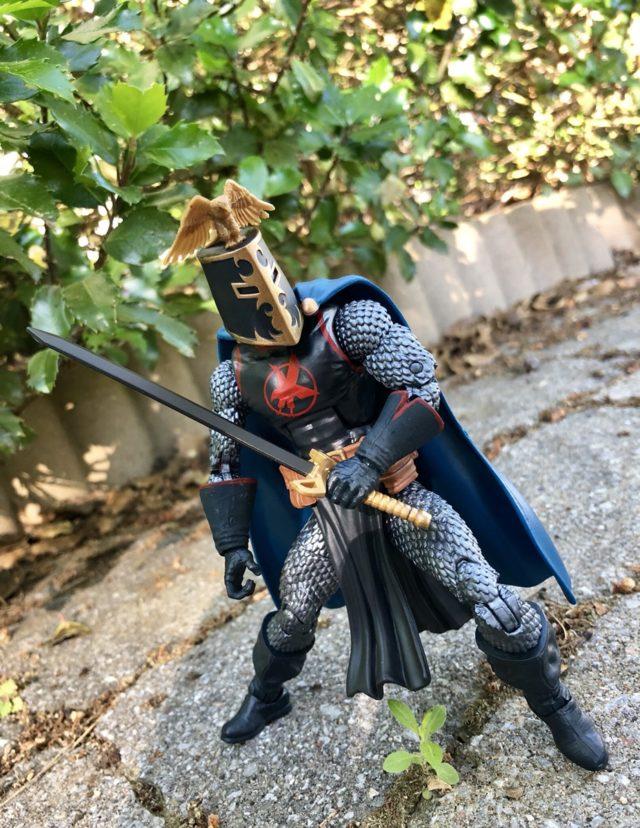 Original Black Knight Figure Marvel Legends 2018