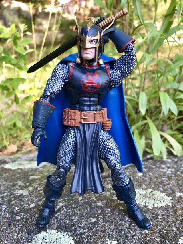 Black Knight Marvel Legends Avengers Infinity War Figure Review
