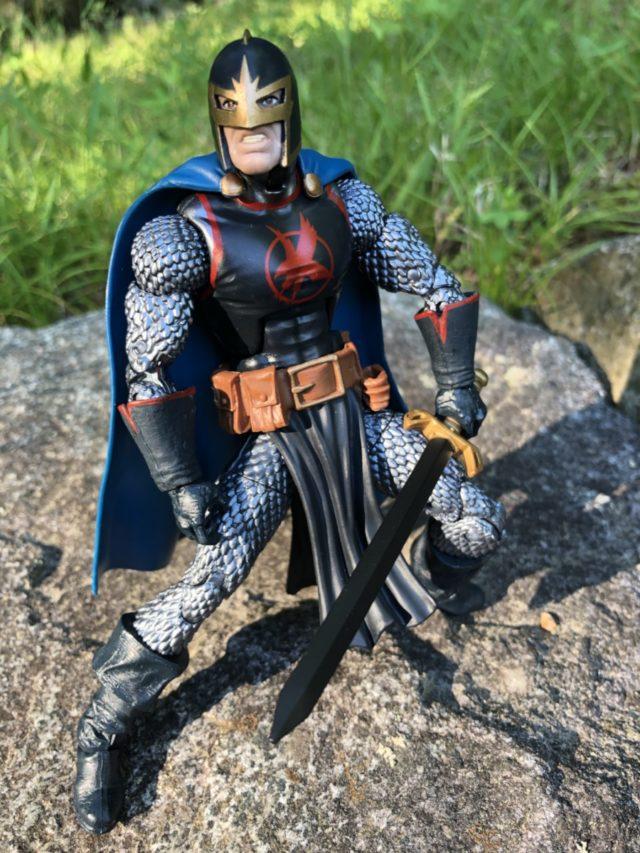 Marvel Legends Black Knight Figure Review