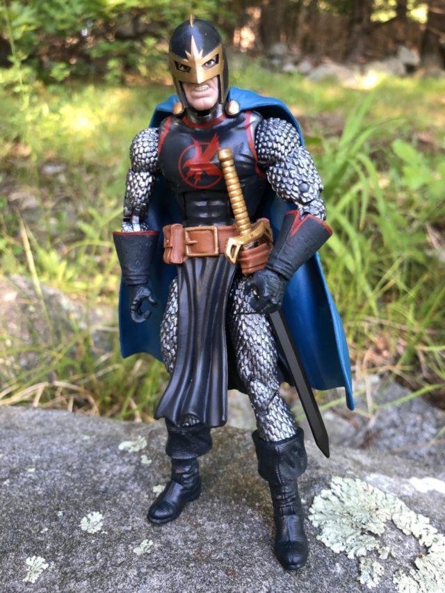 Black Knight Marvel Legends Figure Sword on Belt