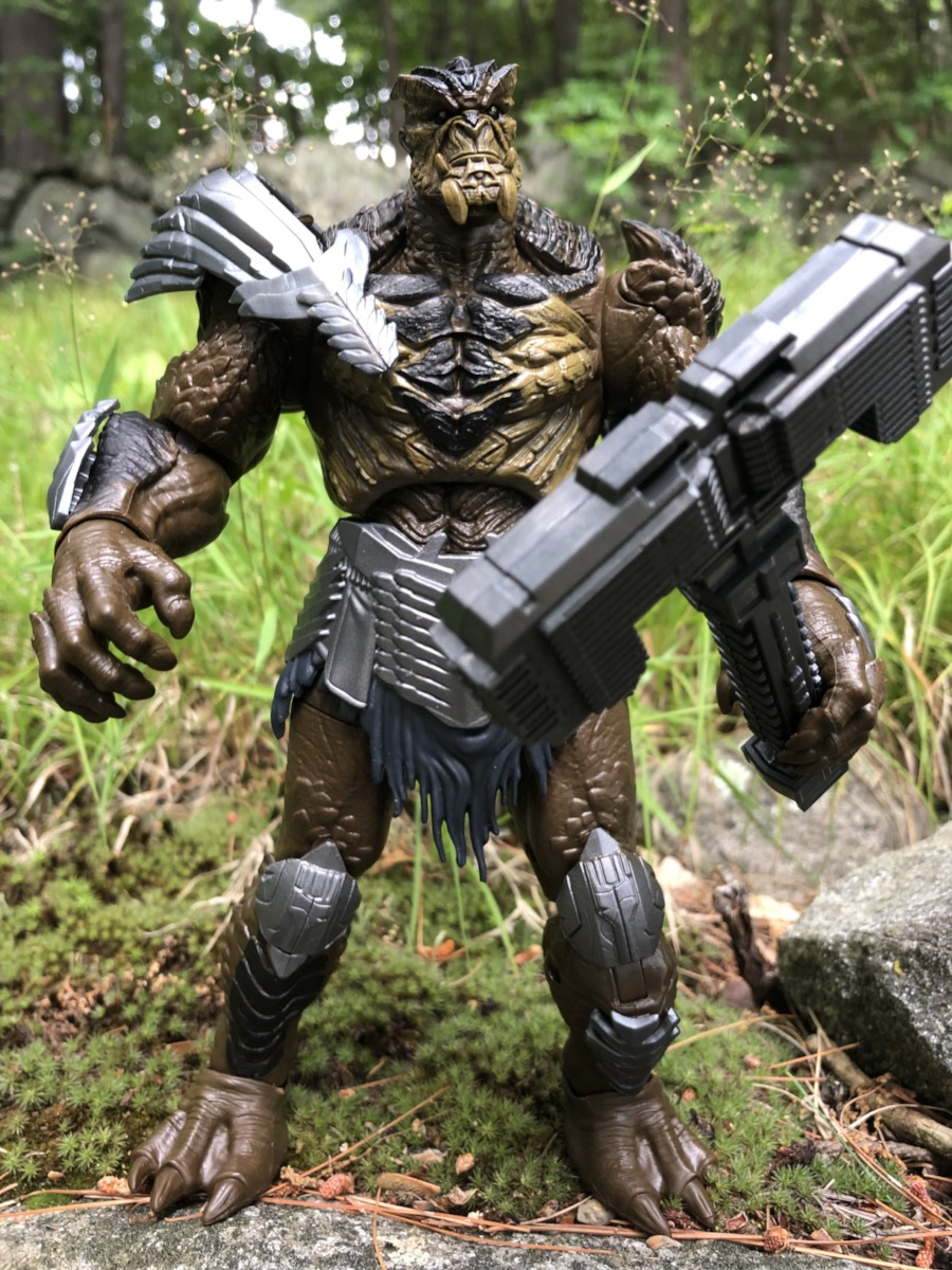 Build A Capsule Wardrobe In 12 Months 12 Outfits: REVIEW: Marvel Legends Cull Obsidian Build-A-Figure