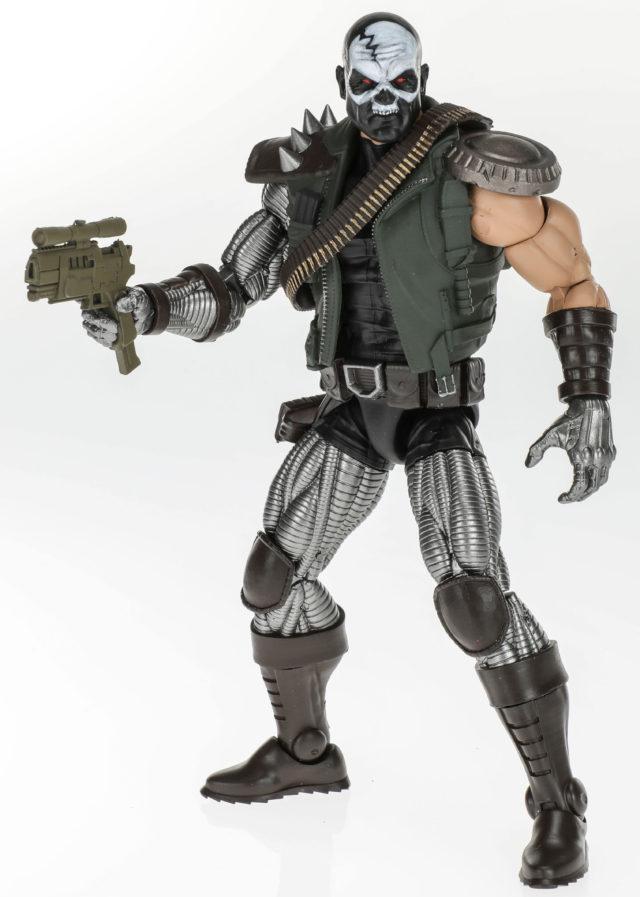 2019 Marvel Legends Skullbuster Reavers X-Men Figure
