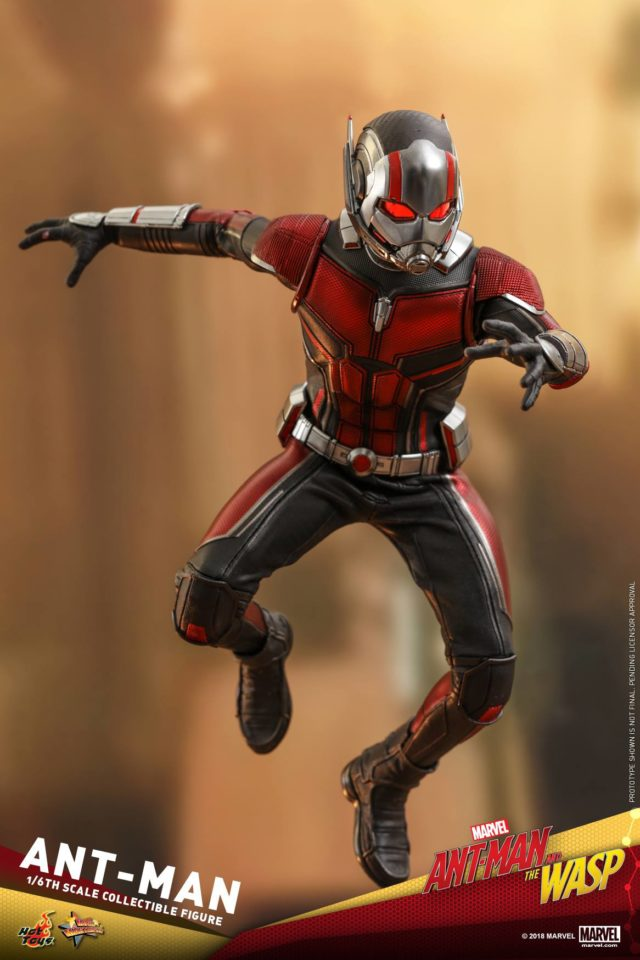 Ant-Man and The Wasp Hot Toys Ant-Man MMS Figure