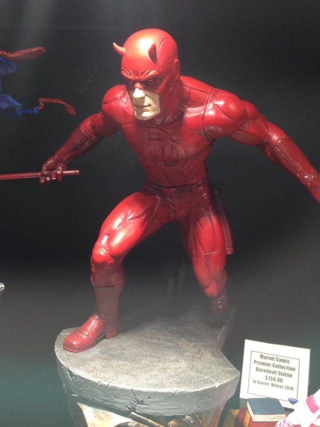 Daredevil Premier Collection Statue SDCC 2018 DST