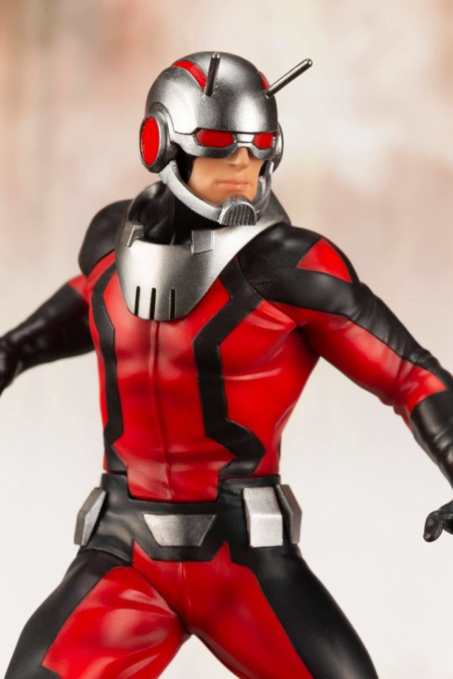 Kotobukiya Ant-Man Statue ARTFX+ Close-Up